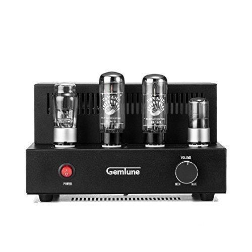 GemTune-Aiqin Röhrenverstärker X-1 mit 2 Vacuum Tube EL34, Hallo-Fi, 100% handgemacht