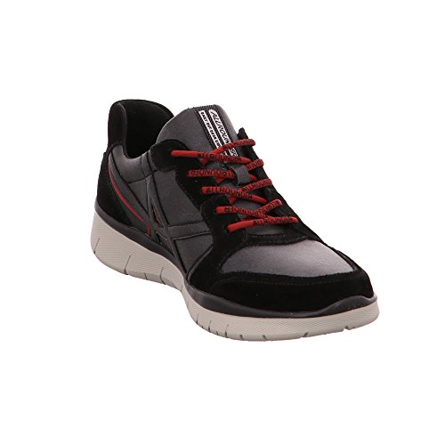 Allrounder by Mephisto P2005331, Sneaker Donna Black