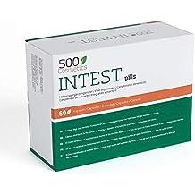 500Cosmetics Intest- Cápsulas Naturales para Prevenir y Evitar las Hemorroides - Mejora la Circulación y