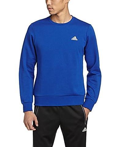 Adidas As Crew 3 S, Bleu, Medium