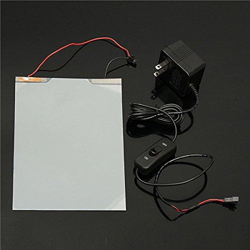 Rishil World A5 148x210mm Smart Film Starter Electrochromic PDLC Switchable Glass Film