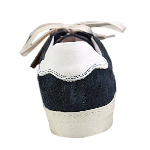 Australie Footwear-Baskets-Bleu Chaussures en übergrößen Bleu - Bleu