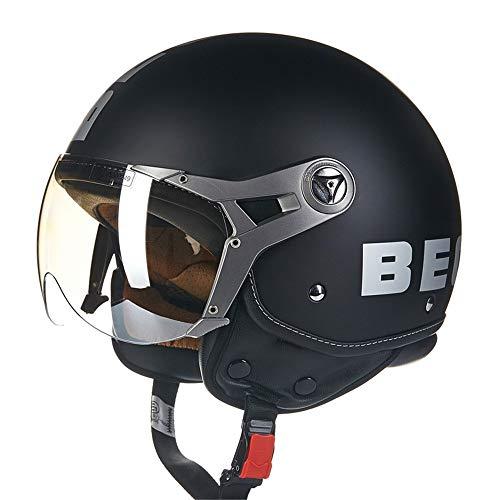 Penserai a me Casco moto Helmet2017 vendita calda Beon Casco moto mezza epoca moto uomo Capacete Ece approvato B100,6, M