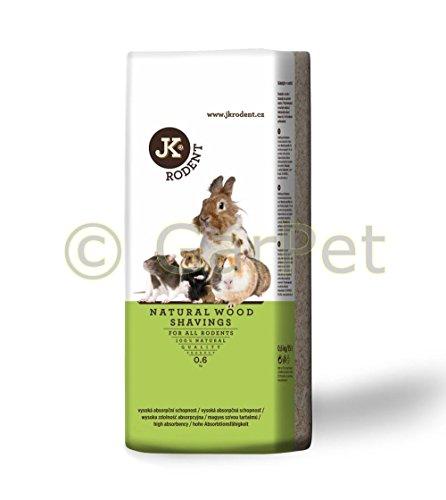 Einstreu Tiereinstreu Späne Nager Meerschweinchen Kaninchen Hamster Käfig Streu (15 Liter)