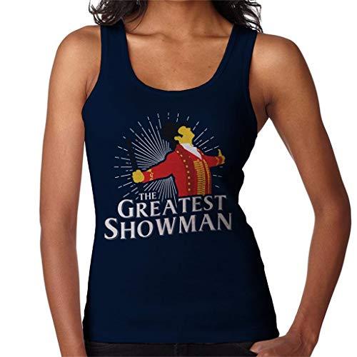 The Greatest Showman Ringmaster Silhouette Women's Vest
