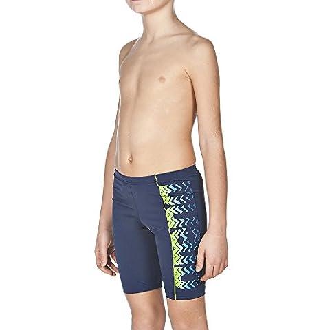 Arena Sport Floater Jammer Maillot de bain pour garçon 152 cm Navy/Leaf