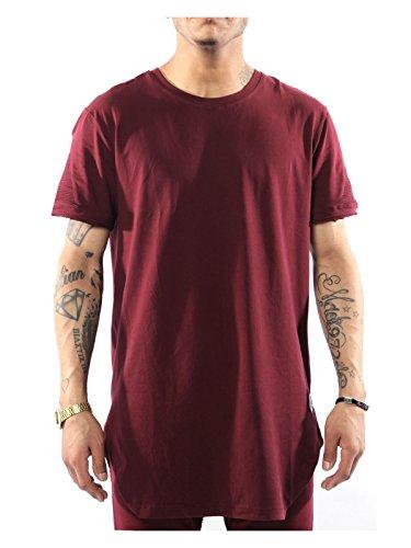 Project X Paris -  T-shirt - Uomo Bordeaux (BR)