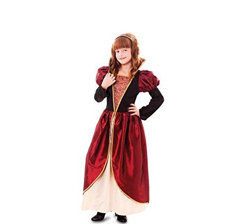 Für Kostüm Kurtisane Erwachsenen - Fyasa 706541-t03Kurtisane Girl Kostüm, Mittel