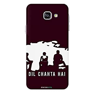 PosterHook Dil Chahta Hai Designer Case for Samsung A7(2016)