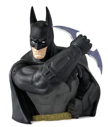 Unbekannt Monogramm Arkham Asylum: Batman Brustumfang Bank