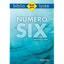 Bibliolycée Pro - Numéro Six, de Véronique Olmi