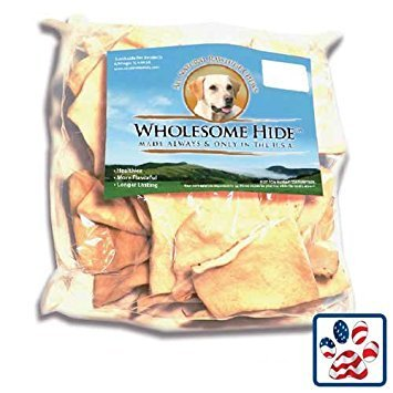 100% Usa Rawhide Large Chips Bag -