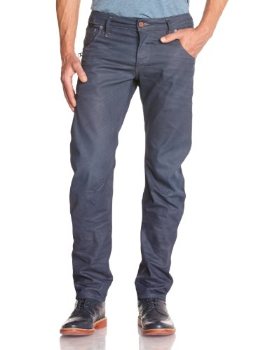 G-STAR - Jeans Skinny - Homme Bleu (3D Raw)