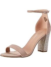 8d039c22bdaa Steve Madden Women s Bangg Blush Fabric Fashion Sandals-3.5 UK India (36 EU