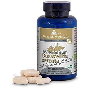 Weihrauch – Boswellia serrata, 100 % indischer Weihrauch, Boswelliasäure 85 % nach Dr. med. Michalzik – ohne Zusatzstoffe