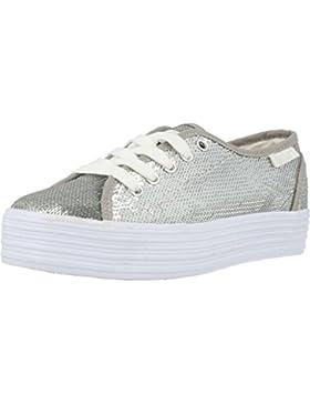 Zapatillas para ni�a, color Plateado , marca CONGUITOS, modelo Zapatillas Para Ni�a CONGUITOS HV559536 Plateado