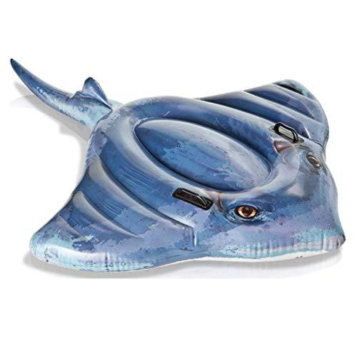 Schwimmen & Baden Schwimmring Wasser Mount Spielzeug Fischförmige Schwimmende Reihe Wasser Aufblasbare Lounge Stuhl Strand Lounge Stuhl Schwimmende Kissen Sonnenliege Pool Spielzeug Load 90kg