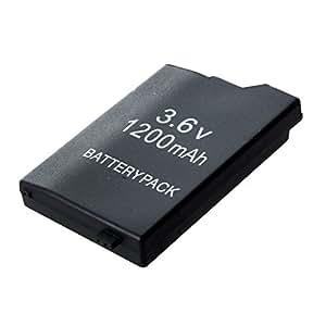 sostituzione della batteria - TOOGOO(R) Batteria sostituzione ricaricabile Compatibile con Sony PSP 2000
