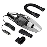 TFLASH Car Vacuum Cleaner, DC 12-Volt 106W Wet & Dry Handheld Car Cleaning