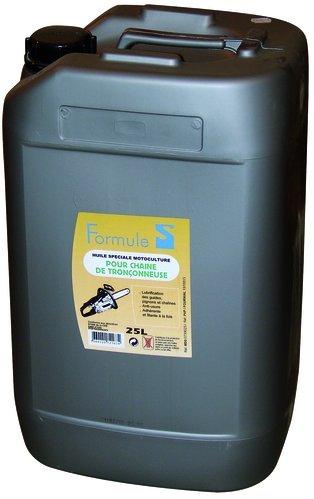 HUILLE CADENA–MOTOSIERRA 25L GREEN-OIL FORMULA S