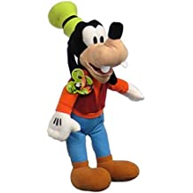 DISNEY NEW Mickey Mouse Club House Goofy 17 Soft Licensed Plush Doll by Disney