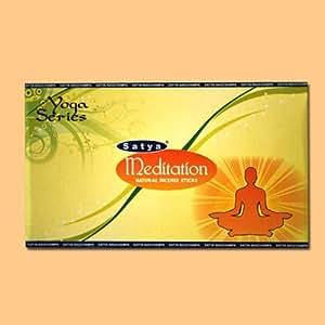 Encens indien Satya Meditation 15g