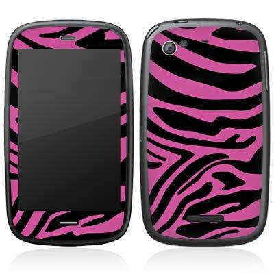 DeinDesign HP Palm Pre 3 Case Skin Sticker aus Vinyl-Folie Aufkleber Pink Muster Zebra Trend Palm Pre Pink Zebra