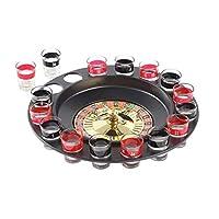 Ohuhu-Trinkspiel-Roulette-Geschenkverpackung-Party-Spiel-Saufspiel-fr-Erwachsene Ohuhu Trinkspiel Roulette, Geschenkverpackung Party Spiel Saufspiel für Erwachsene -