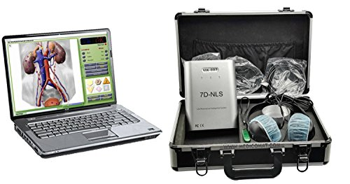 Computer Health Diagnostics - 7D-NLS Bioresonanz Medicomat-36 mit Fern NLS Trainings 4 Stunden