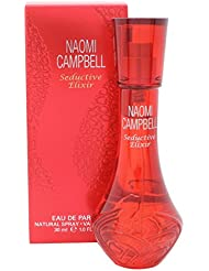 Naomi Campbell Seductive Elixir femme/woman, Eau de Toilette, 1er Pack (1 x 30ml)