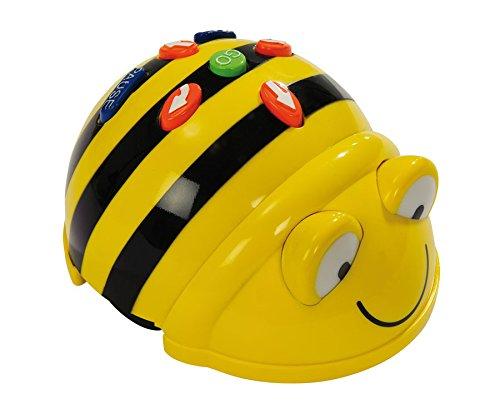 Unbekannt Bee-Bot Bodenroboter, Kinder Roboter, Bewegungsabläufe, Logikspiele - Lernroboter programmierbar Befehle Problemlösekompetenz Schule Grundschule Kindergarten