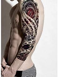 Tattoo schlange oberarm