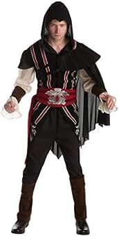 Assassins Creed Traje De Ezio Hombres M dc2147ea5e5f