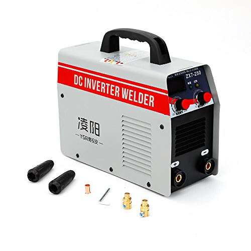 MMA/ARC Schweißgerät 220V Elektro-Schweißgerät Elektroden Schweissen Inverter DE/20A-250A Mini IGBT ARC MMA Inverter Schweißgerät Elektrodenschweißgerät DHL