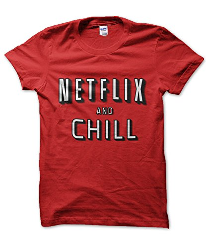 netflix-and-chill-t-shirt-red-s
