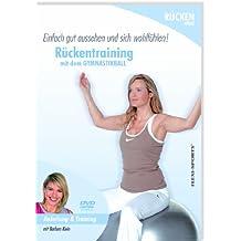 FLEXI-SPORTS® DVD Rückentraining mit dem Gymnastikball, mehrfarbig, 1122