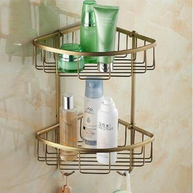 UHK Lysqva Bathroom Supplies Baño-Aseo Vintage Soild