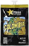Flavia café colombiano - 100 bolsas de bebidas