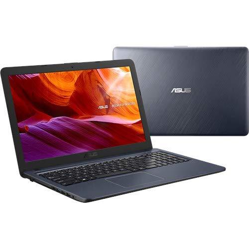 Asus X543UA-GQ1688T - 15, 6P i3-7020U 4Go 256Go IntelHD W10H