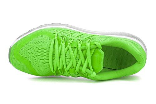 Nike Air Max 2015, Chaussures mixte enfant Vert