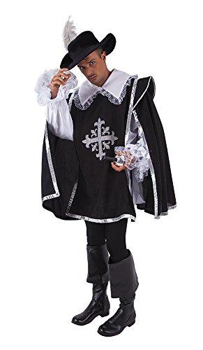 Funny Costumes Kostüm Musketier, U (Rubie 's Spain s8475)