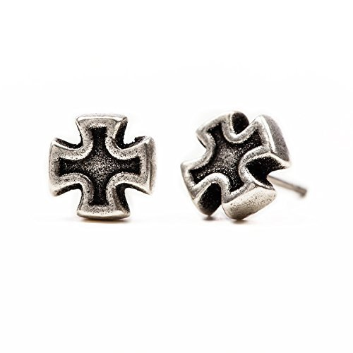 silver-faith-stud-earrings-faith-god-has-opened-the-door-of-faith-for-each-one-of-us-to-step-through