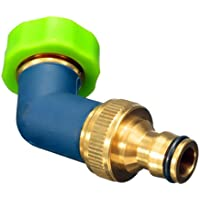 Bluelover 3/4 Inch Brass Water Hose Tap