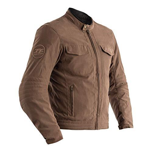 RST 2296 Crosby Textile Ce Moto Textile Veste Marron