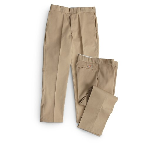 Dickies Herren Chinos Original 874 Work Khaki W 42 L 32 Original Chino