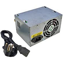 Live Tech 450 Watt Economic Series Power Supply Model PS450W (SMPS with 20+4 pin)