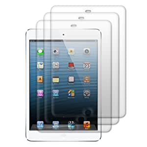 3x kwmobile Folie matt für Apple iPad Air / Air 2 Displayschutzfolie - Schutzfolie Displayschutz Anti-Fingerabdruck Displayfolie entspiegelt