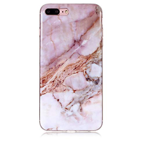 Tosim [iPhone 7 Plus] / [iPhone 8 Plus] Hülle Soft Flex Silikon, Handyhülle Stossfest Kratzfest Weich Schutzhülle Cover Case für Apple iPhone 7Plus / 8Plus (5,5 Zoll) - TOYHU230070#10