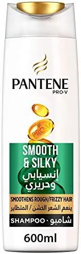 Pantene Pro-V Smooth & Silky Shampoo 60