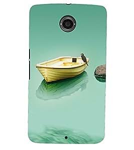printtech Back Case Cover for Motorola Nexus 6 / Motorola Nexus X
